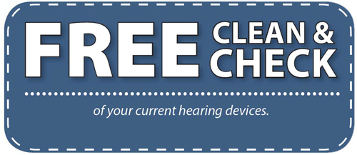 Free Clean and Check Coupon